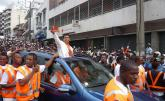 Rajoelina conditionne sa démission