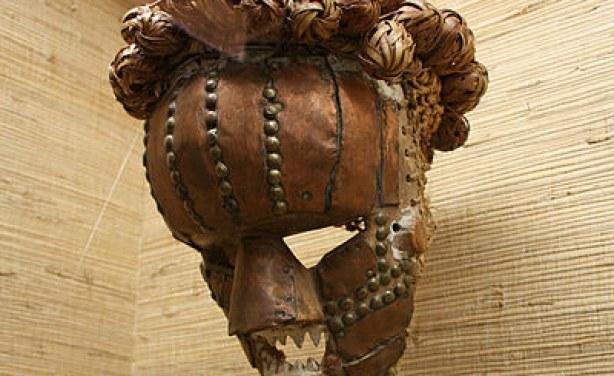 deux grandes expositions sur les masques africains gor e. Black Bedroom Furniture Sets. Home Design Ideas