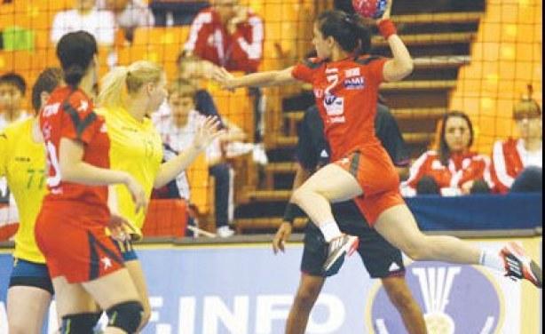 Can handball 2014 les tunisiennes reines d 39 afrique - Coupe d afrique handball ...