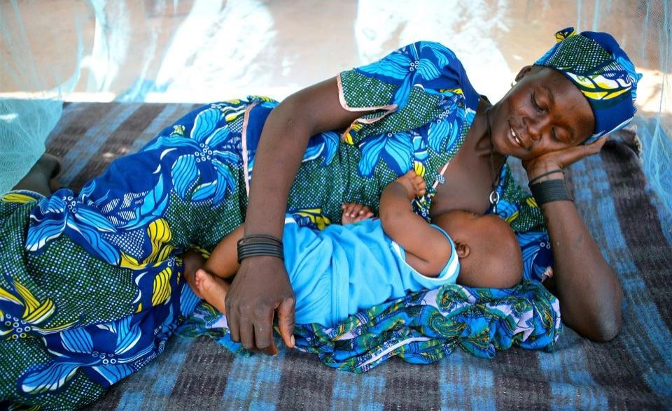 Congo kinshasa le taux de mortalit infantile r duit de 13 suite l 39 allaitement maternel - Allaitement et retour de couche ...
