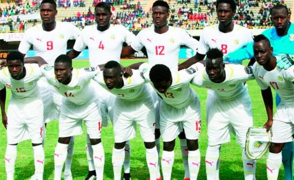U20 qualification historique du s n gal la coupe du - Qualification coupe du monde en afrique ...