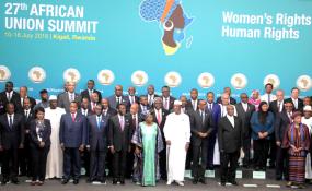 Afrique: L'UA doit financer ses propres projets de développement (Paul Kagamé)
