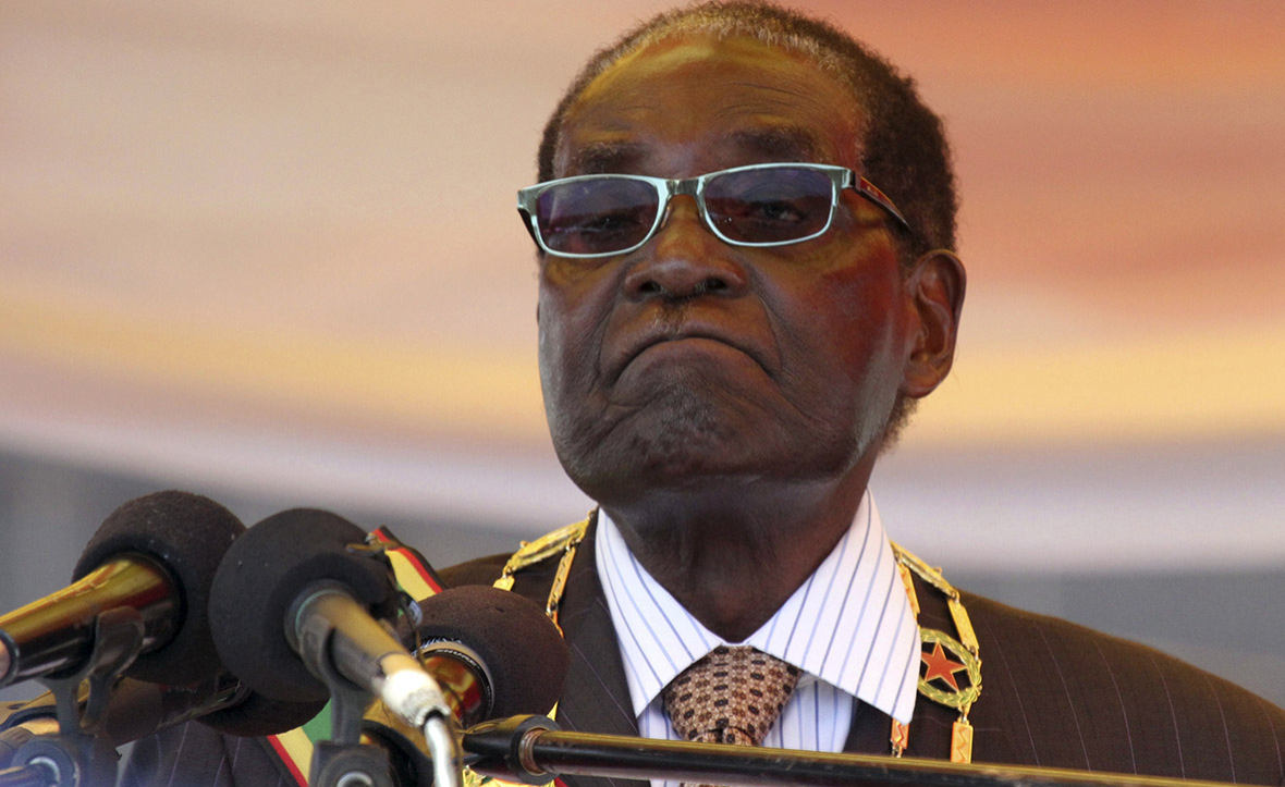 Afrique scandale apr s la nomination de mugabe par l 39 oms for 6 bureaux regionaux de l oms