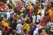 Tanzania's population on the rise.